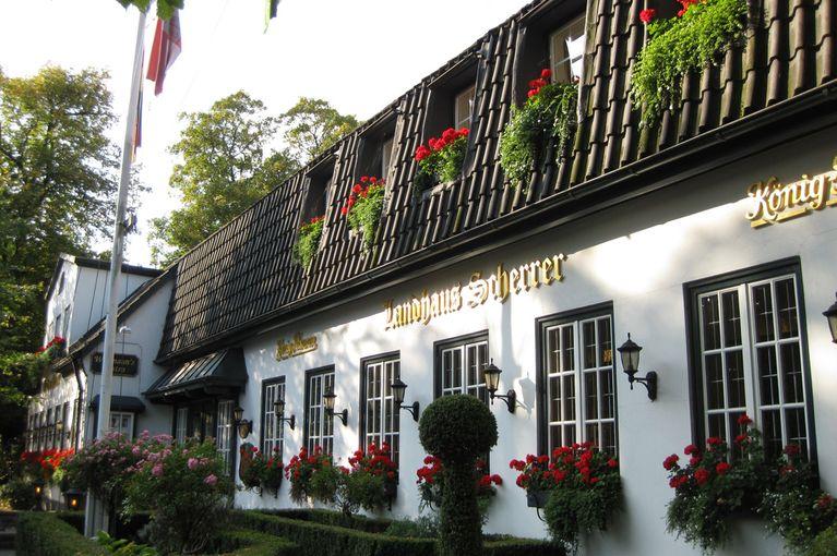 Restaurantkritik Landhaus Scherrer  Othmarschen