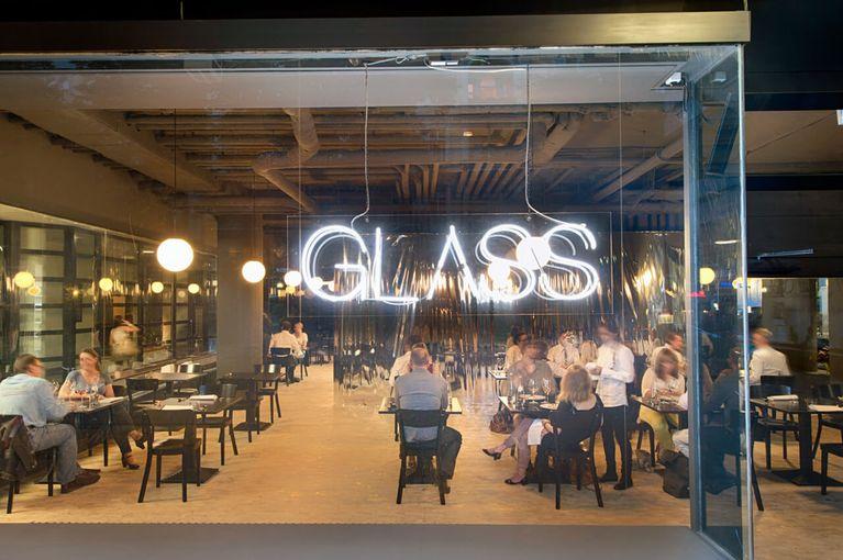 Restaurantkritik glass berlin