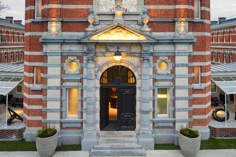 The Jane Antwerpen : Restaurantkritik the jane antwerpen