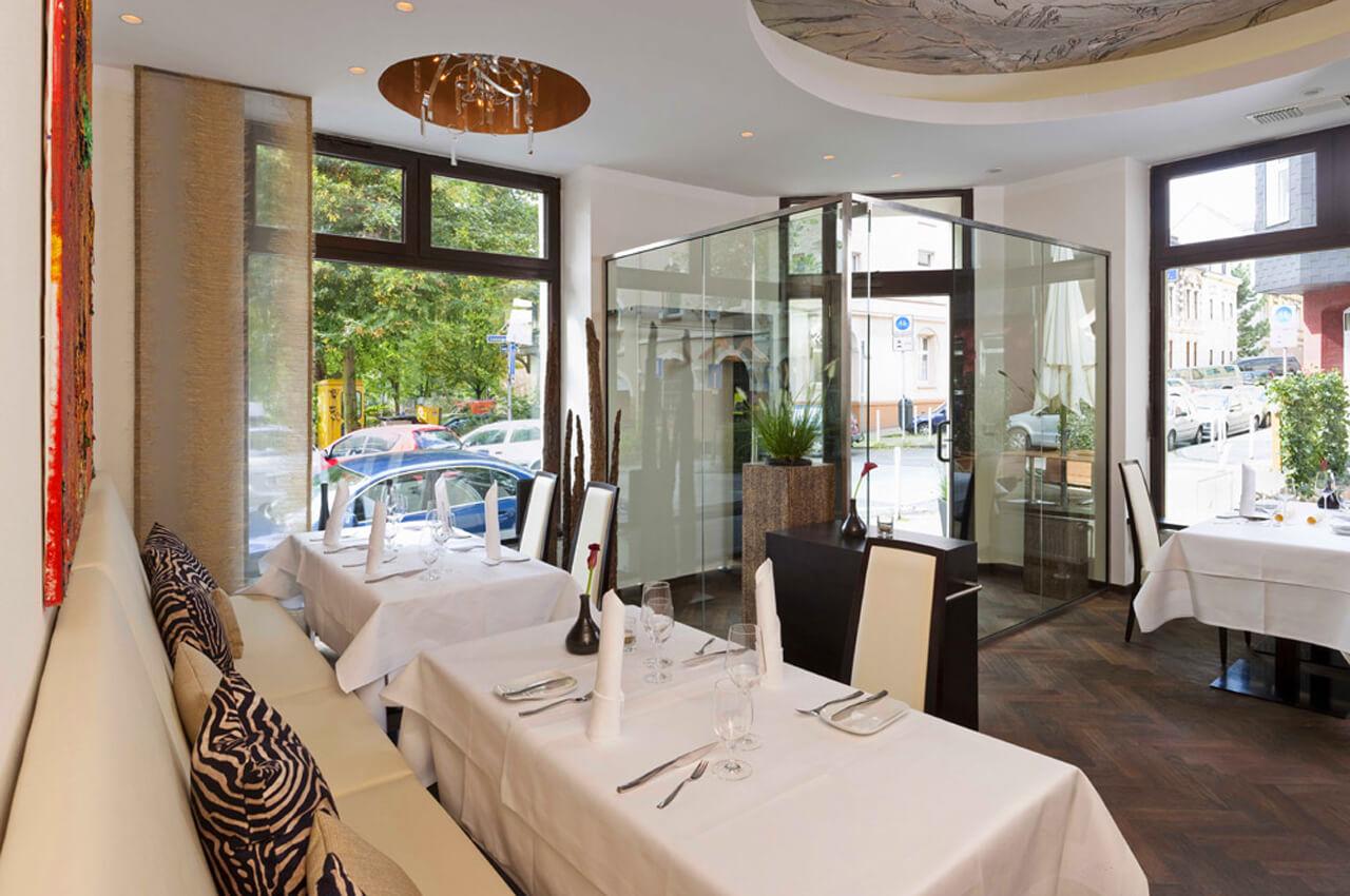 Restaurantkritik Schote, Essen